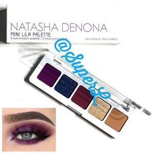 Natasha Denona Mini Lila Eyeshadow Palette Purple